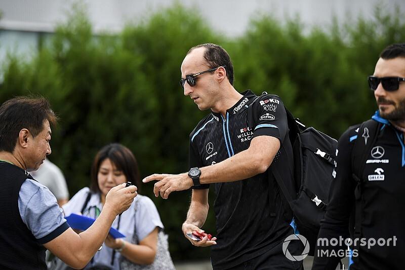 Kubica nem akar belefolyni a kínosabb helyzetbe a pótalkatrészek hiánya miatt