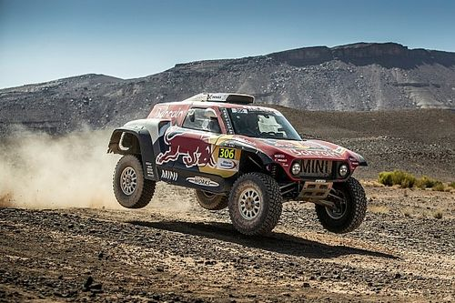 Sainz: Mini buggy is ready to take fight to Toyota