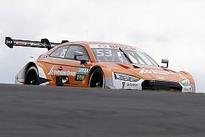 Грин отобрал у Раста поул второй гонки на «Нюрбургринге» с разницей в 0,001 секунды