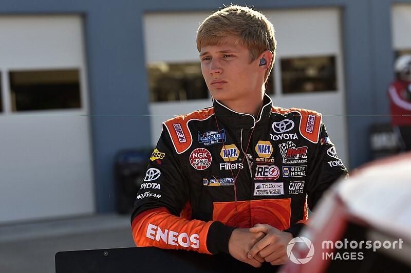 Derek Kraus to run full NASCAR Truck Series schedule in 2020