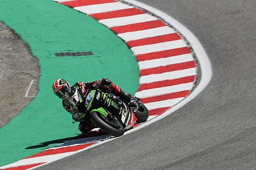 Laguna Seca WSBK: Rea edges Davies for pole by 0.009s