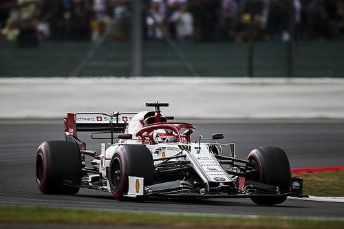 Fotogallery: l'Alfa Romeo Racing nel Gran Premio di Gran Bretagna