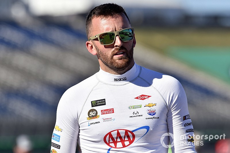 Austin Dillon fastest in Friday's Cup practice at Michigan