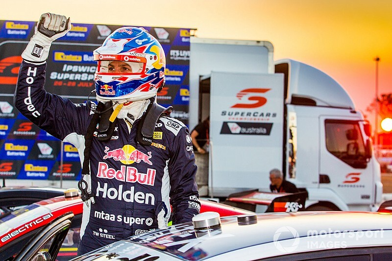 Whincup working on Supercars retirement plan