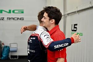 Leclerc öccse a Formula E-ben folytatja