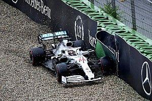 """Wolff likt wonden: """"Mercedes zal leren van Duitse Grand Prix"""""""