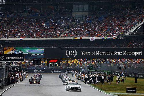 تحليل: كيف تُواجه الفورمولا واحد كابوس روزنامة 2020