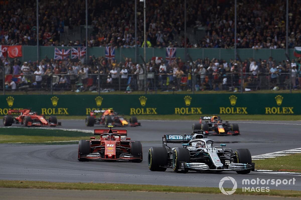 Britse GP krijgt boost met overheidsplannen voor hervatting sport