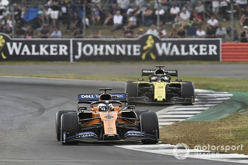 """McLaren, solucionar los problemas en curvas lentas: """"Prioridad máxima"""""""