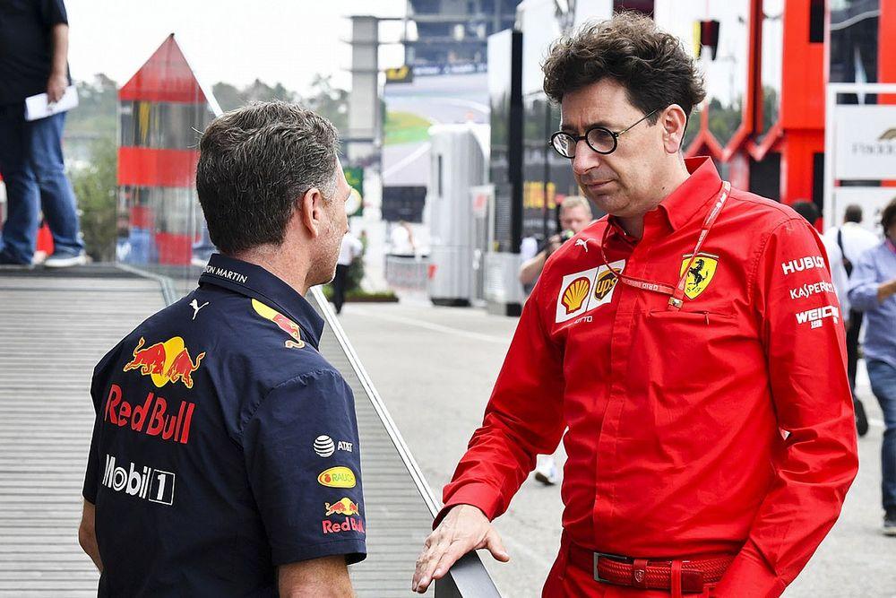 "Binotto Hornerrrel is megvitatta a Mercedes ""motortrükkjét"""