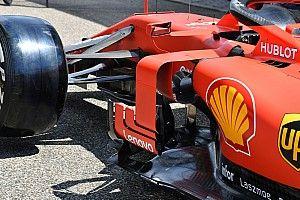 Photos - Les nouveautés techniques sur les F1 à Hockenheim
