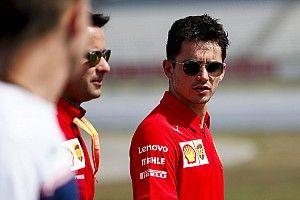 Leclerc: Vettel powróci, to tylko kwestia czasu