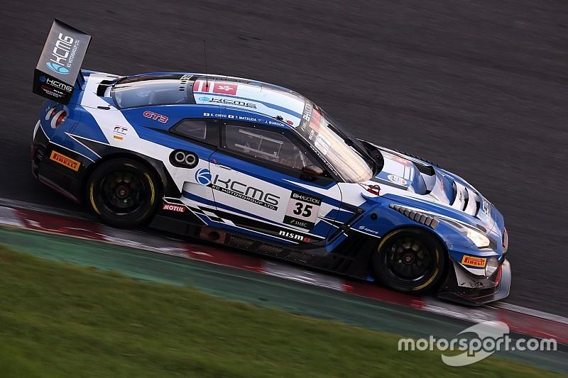 鈴鹿10H 決勝レポート|松田次生が終盤に激走みせ6位獲得、優勝は25号車アウディ