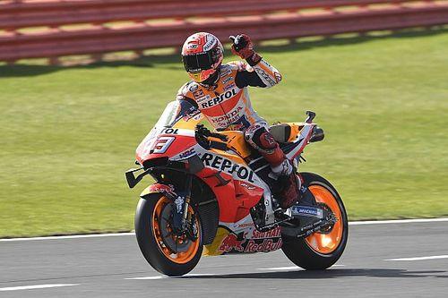 Galería: Márquez alcanza el 50% de pole position en MotoGP