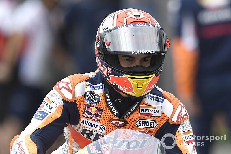 MotoGPドイツFP3:マルケスが首位。ロッシ、中上貴晶はQ1スタートに
