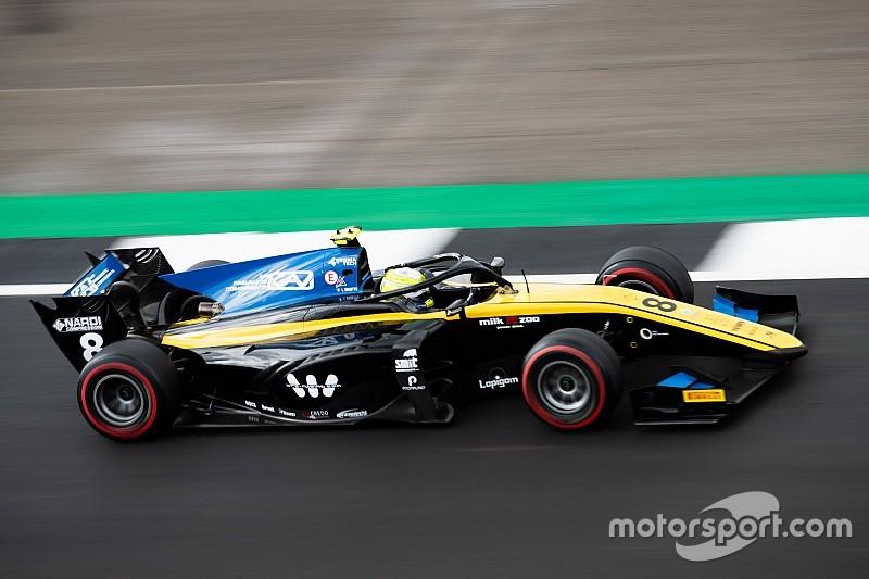 F2: Ghiotto vence a corrida 1 em Silverstone; Sette Câmara é o 4º