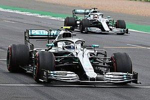 Гран При Великобритании: стартовая решетка