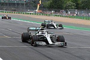"""Hamilton: """"Los Ferrari suelen ir lentos los viernes, pero luego..."""""""