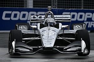 Пажено завоевал поул на этапе IndyCar в Торонто