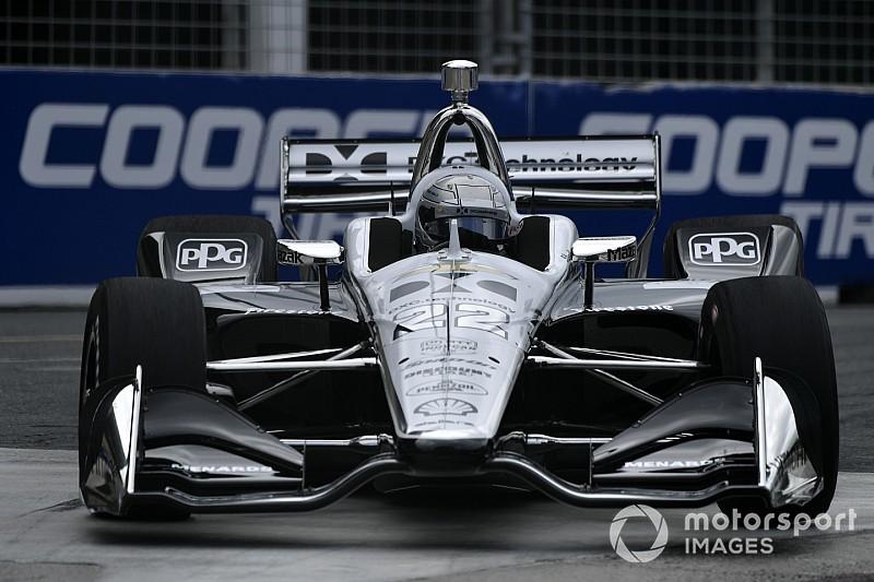 Pagenaud lidera la segunda práctica en Toronto