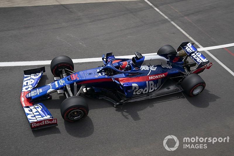 Kvyat, Toro Rosso'nun denge üzerinde çalışmasını istiyor