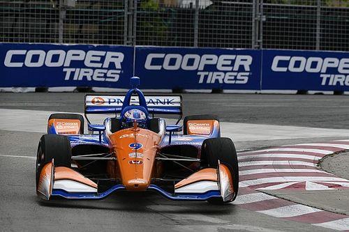 Toronto IndyCar: Dixon leads opening practice