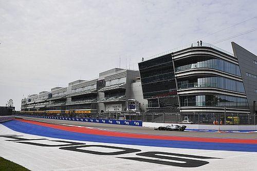 Ergebnis: Formel 1 Sotschi 2019, 2. Freies Training