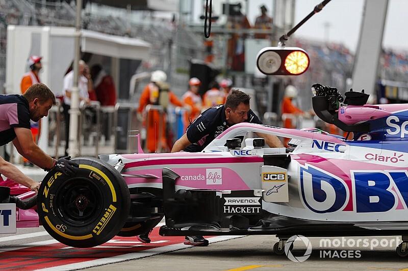 A Racing Point a Mercedes parancsára tiltakozott az extra teszt ellen?