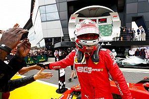 """Leclerc ne se met """"pas la pression"""" pour une première victoire"""