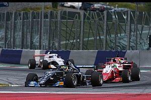 Formula Regional, Red Bull Ring, Gara 3: finalmente Fraga