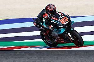 Misano MotoGP: Quartararo hızlı başladı