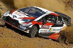 WRC: Toyota ha fatto esordire in Turchia la nuova ala delle Yaris