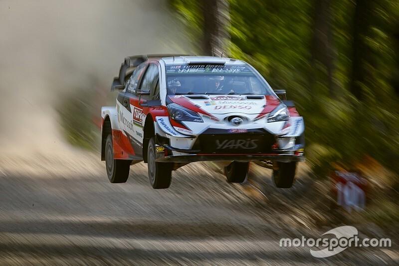 Toyota объявит состав пилотов WRC на следующей неделе. Эванс и Ожье?