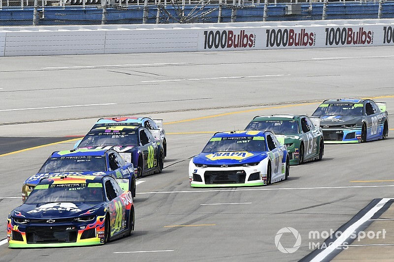 "Jarrett slams ""consequences"" of Talladega manufacturer orders"