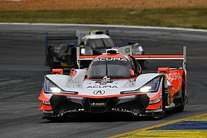 Petit Le Mans: Title favorite Cameron leads FP2 for Acura