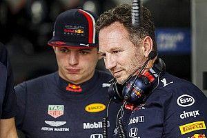 Хорнер: Контракт Макса не привязан к моторам