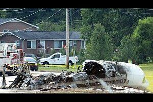 """Kyle Petty: el accidente aéreo de Earnhardt me dejó """"helado"""""""