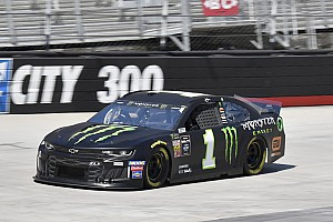 Pit strategy gives Kurt Busch Stage 2 win over Suarez