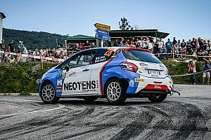 Peugeot Compétition 208 Top: Griso al comando del 2 Valli