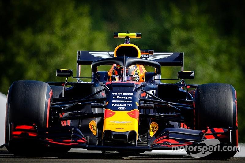 """Albon: """"Ferrari ve Mercedes çok hızlı"""""""