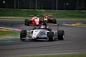 F4: Il poleman Stanek vince Gara 2 ad Imola