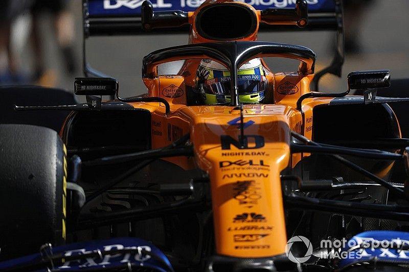 Coup du sort dans le dernier tour pour Norris et McLaren