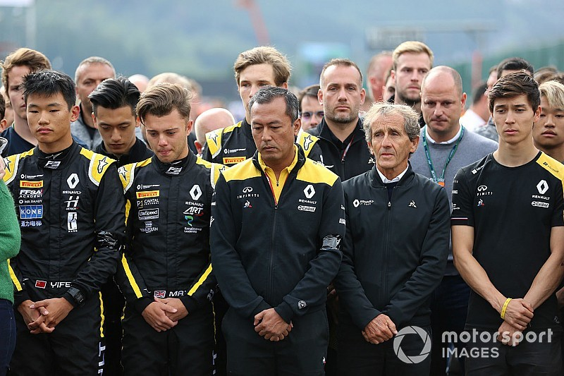 "Prost: Hubert's death shows safety needs to be ""even better"""
