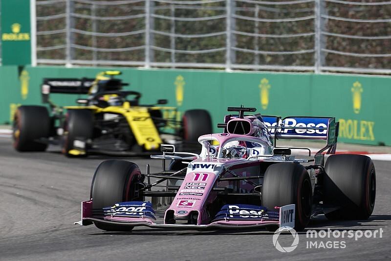 """Pérez: """"Hulkenberg'in ayrılığıyla F1, 'en iyilerden birisini' kaybedecek"""""""