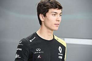 Aitken et Renault F1 se séparent