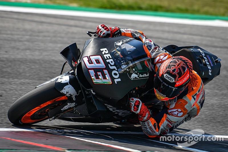 Tras el test, Márquez espera mayor competencia en San Marino