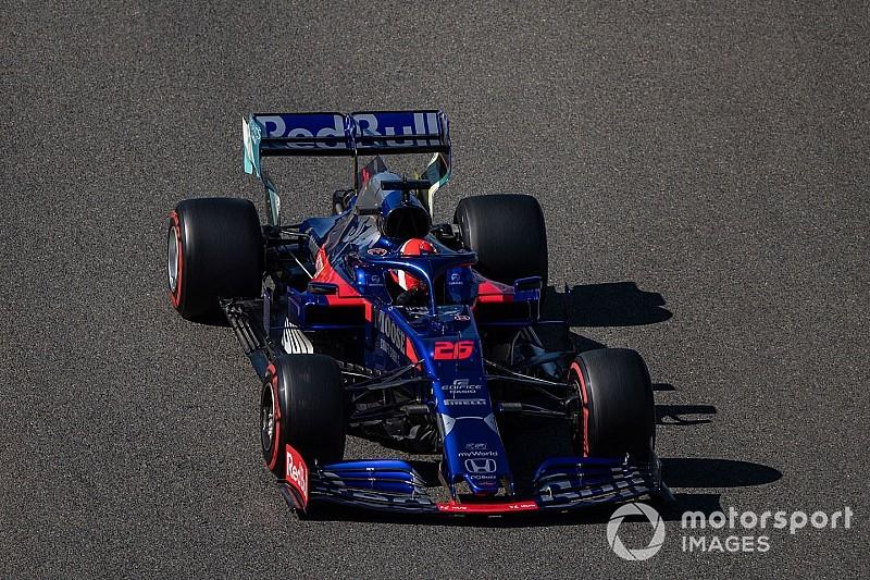 """Kvyat: """"Spa, Toro Rosso için en iyi pist değil"""""""