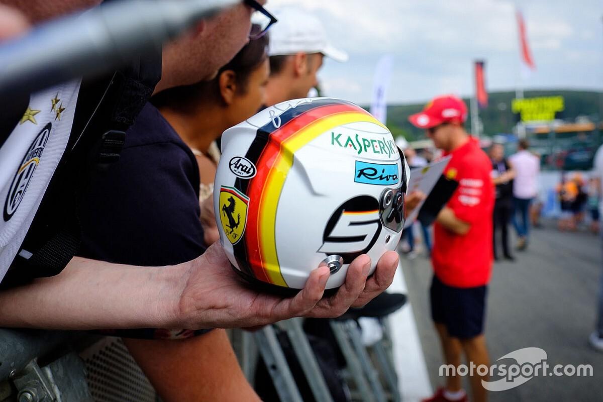 Vettel óva int, szerinte a Ferrari nem elég gyors Spában