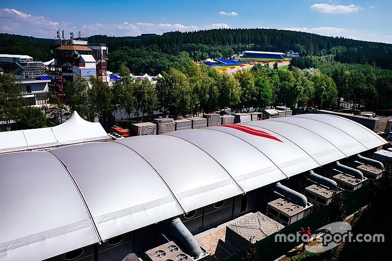 Konkurencja dla GP Belgii