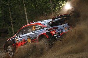 WRC, Rally Finlandia, PS8: acuto di Mikkelsen. Ogier scivola 7°